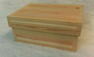 画像1: 茶箱 15kg 平箱 (1)