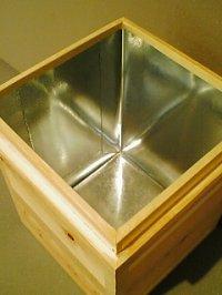 画像2: 茶箱 ストゥール